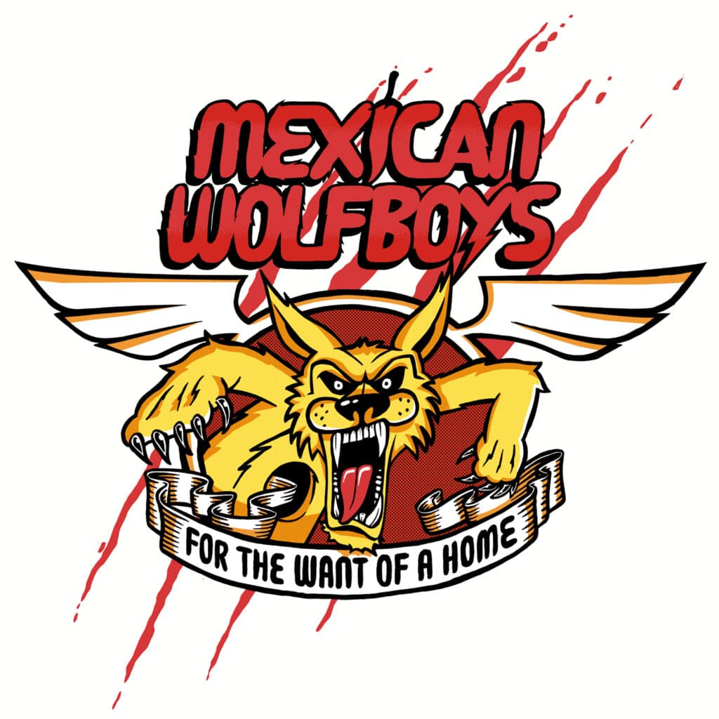 Mexican Wolfboys